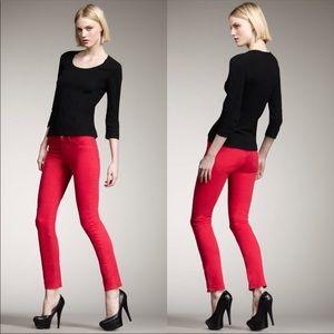 J Brand Jeans Shock Pink 31
